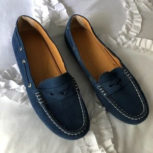Blue Sperry Top-Siders